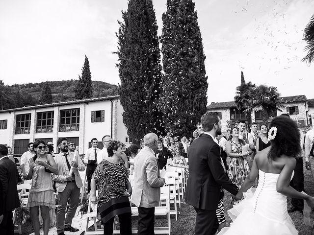 Il matrimonio di Andrea e Ernesta a Negrar, Verona 28