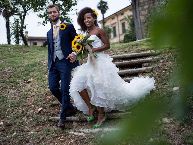 Il matrimonio di Andrea e Ernesta a Negrar, Verona 37