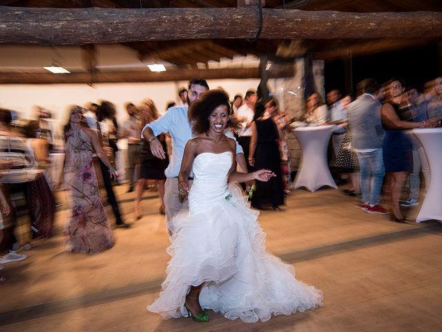 Il matrimonio di Andrea e Ernesta a Negrar, Verona 39