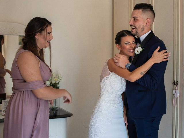 Il matrimonio di Renato e Rossella a Nocera Inferiore, Salerno 12