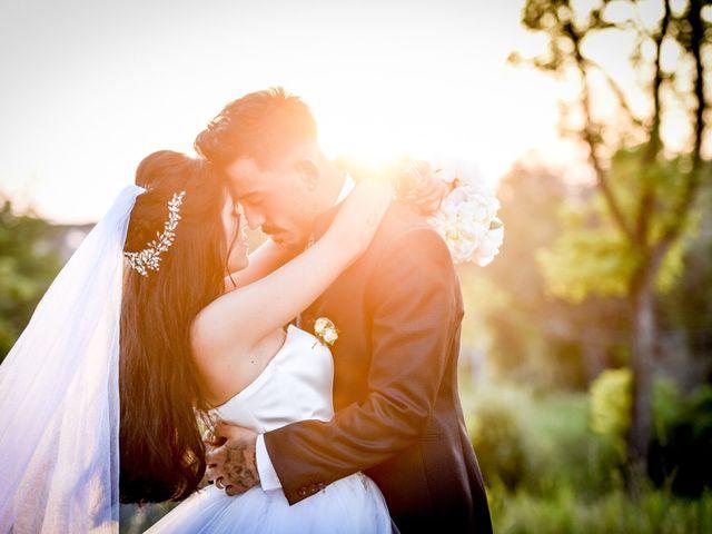 Le nozze di Gioia e Francesco