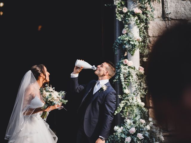 Il matrimonio di Marco e Giada a Stresa, Verbania 50