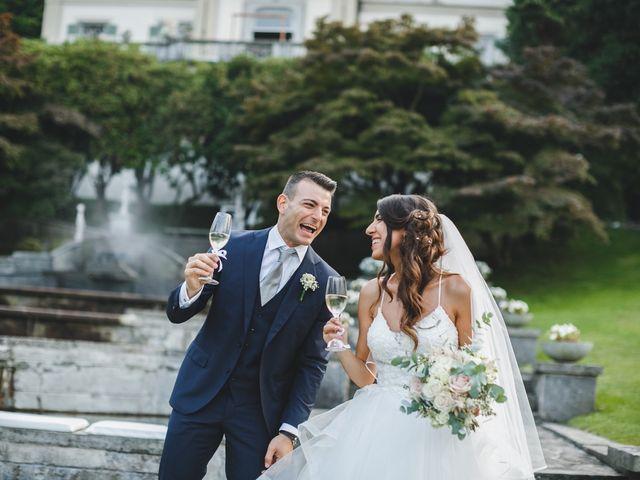 Il matrimonio di Marco e Giada a Stresa, Verbania 54