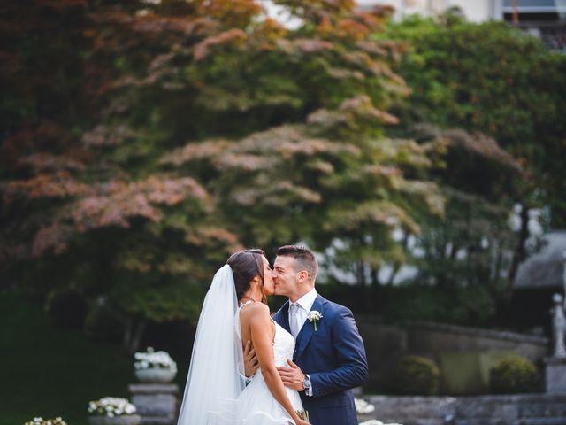 Il matrimonio di Marco e Giada a Stresa, Verbania 60