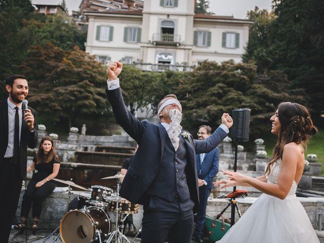 Il matrimonio di Marco e Giada a Stresa, Verbania 82