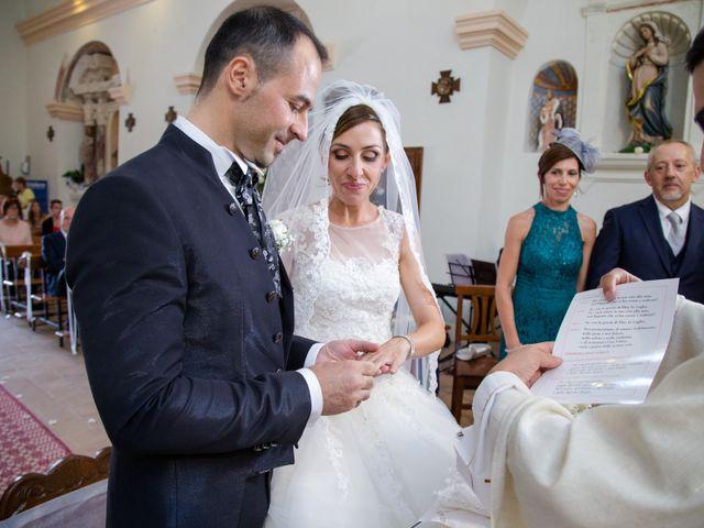 Il matrimonio di Antonio e Manuela a San Teodoro, Sassari 17