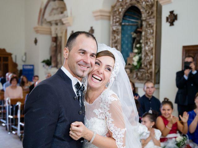Il matrimonio di Antonio e Manuela a San Teodoro, Sassari 18