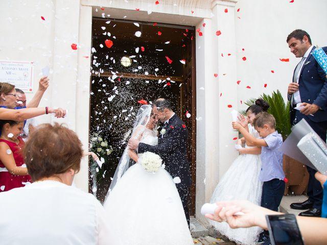 Il matrimonio di Antonio e Manuela a San Teodoro, Sassari 19
