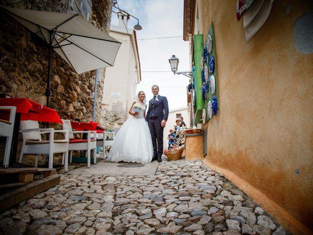 Il matrimonio di Antonio e Manuela a San Teodoro, Sassari 21