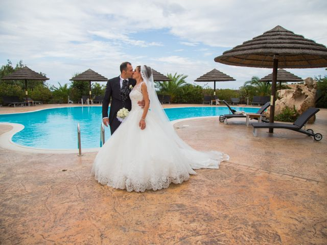 Il matrimonio di Antonio e Manuela a San Teodoro, Sassari 22