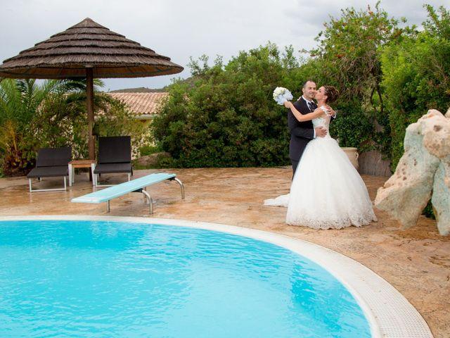 Il matrimonio di Antonio e Manuela a San Teodoro, Sassari 28