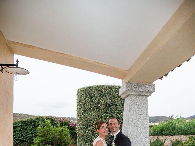 Il matrimonio di Antonio e Manuela a San Teodoro, Sassari 30