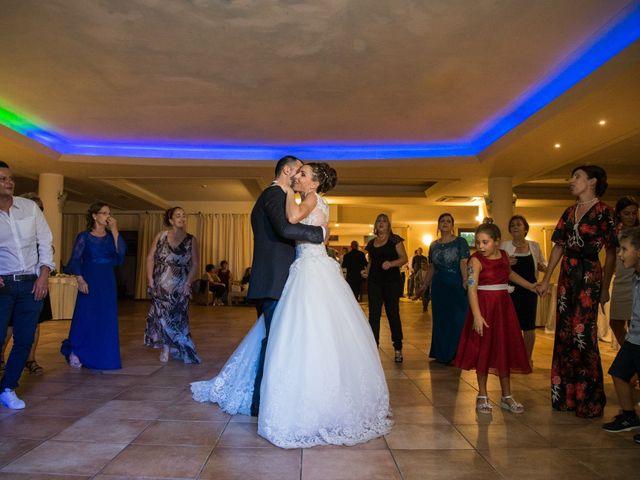 Il matrimonio di Antonio e Manuela a San Teodoro, Sassari 35