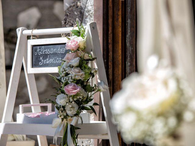 Il matrimonio di Alessandro e Federica a Riccione, Rimini 8