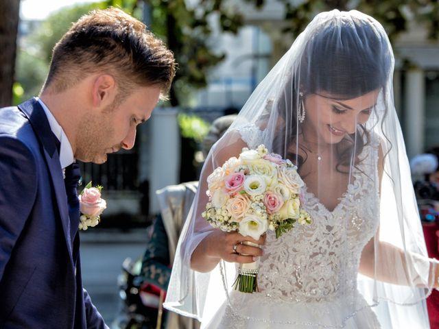 Il matrimonio di Alessandro e Federica a Riccione, Rimini 9