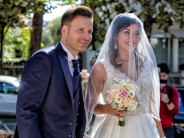 Il matrimonio di Alessandro e Federica a Riccione, Rimini 10