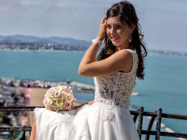 Il matrimonio di Alessandro e Federica a Riccione, Rimini 32