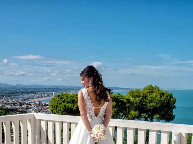 Il matrimonio di Alessandro e Federica a Riccione, Rimini 50