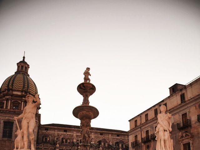 Il matrimonio di Silvia e Ivan a Palermo, Palermo 3