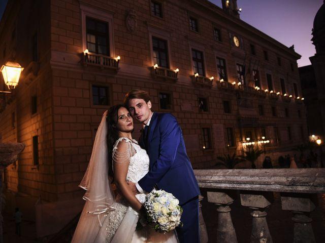 Il matrimonio di Silvia e Ivan a Palermo, Palermo 4