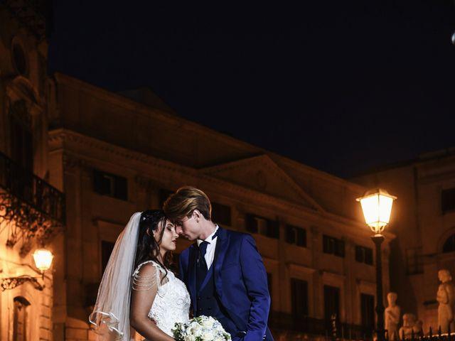 Il matrimonio di Silvia e Ivan a Palermo, Palermo 5