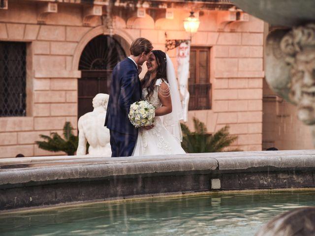 Il matrimonio di Silvia e Ivan a Palermo, Palermo 13