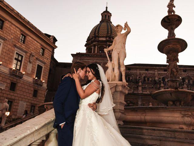 Il matrimonio di Silvia e Ivan a Palermo, Palermo 14