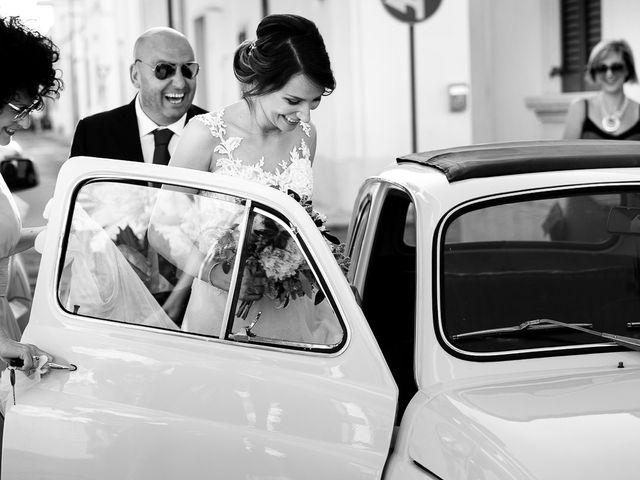 Il matrimonio di Francesca e Paolo a Carmiano, Lecce 14