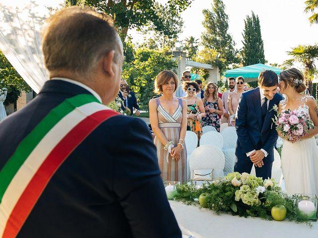 Il matrimonio di Francesca e Paolo a Carmiano, Lecce 18