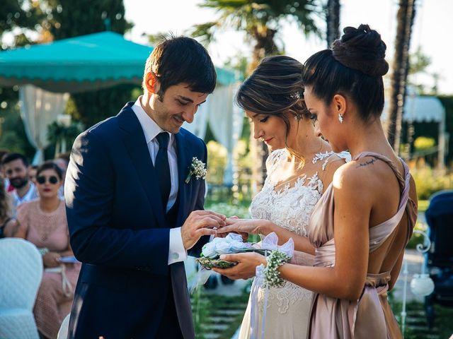 Il matrimonio di Francesca e Paolo a Carmiano, Lecce 19