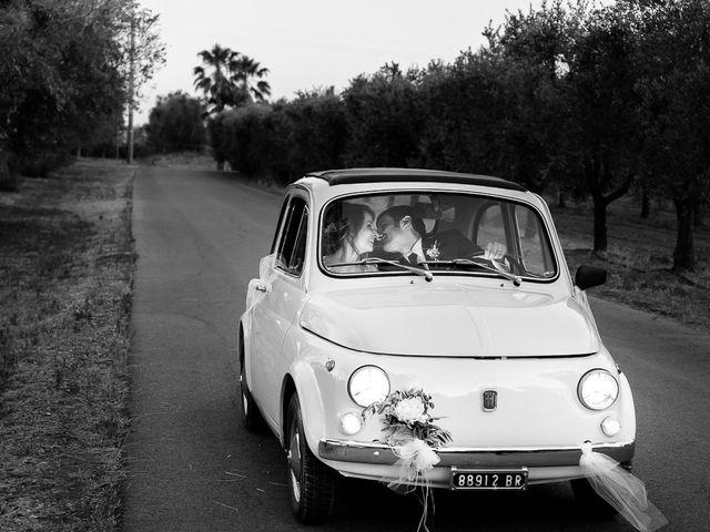 Il matrimonio di Francesca e Paolo a Carmiano, Lecce 22