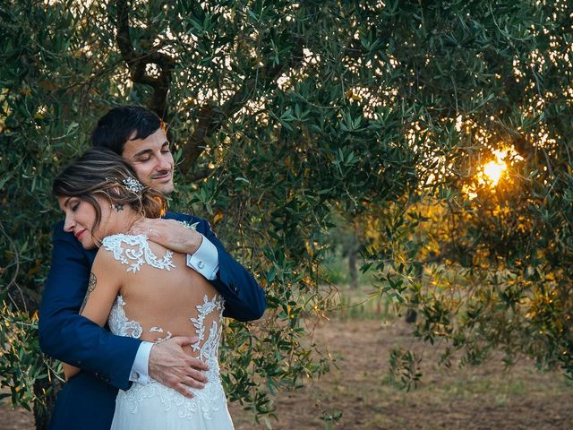 Il matrimonio di Francesca e Paolo a Carmiano, Lecce 23