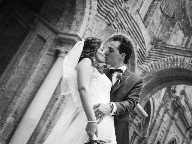 le nozze di Federica e Roberto