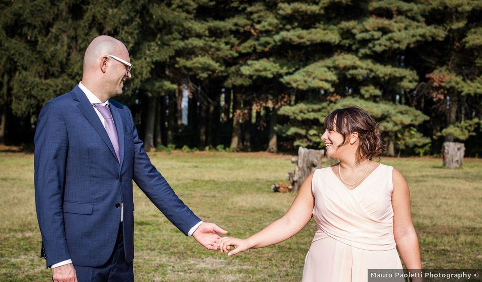 Il matrimonio di Roberto e Flavia a Parabiago, Milano