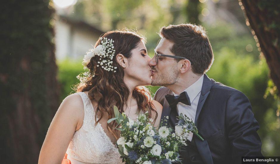 Il matrimonio di Alberto e Stefania a Albese con Cassano, Como