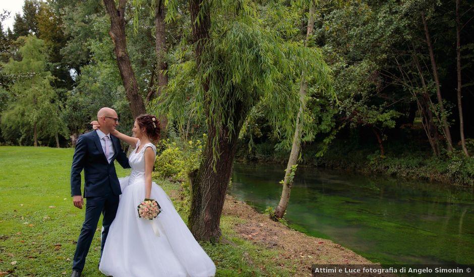 Il matrimonio di Ivan e Valentina a Palazzolo dello Stella, Udine