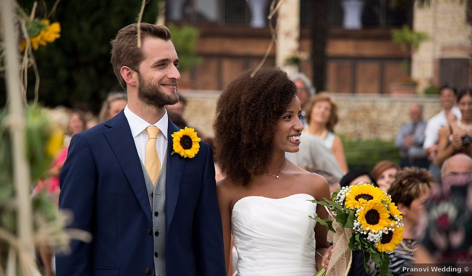 Il matrimonio di Andrea e Ernesta a Negrar, Verona