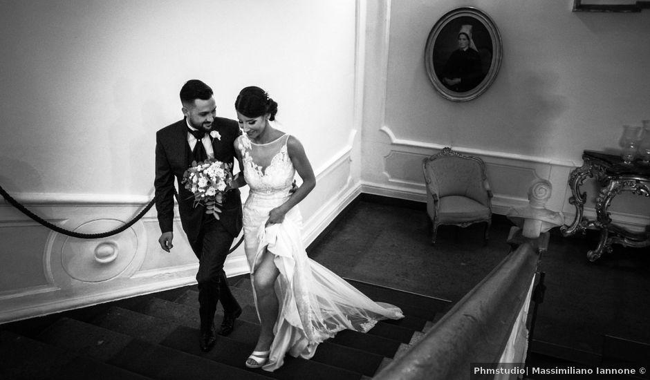 Il matrimonio di Renato e Rossella a Nocera Inferiore, Salerno