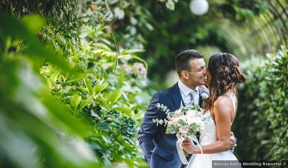 Il matrimonio di Marco e Giada a Stresa, Verbania