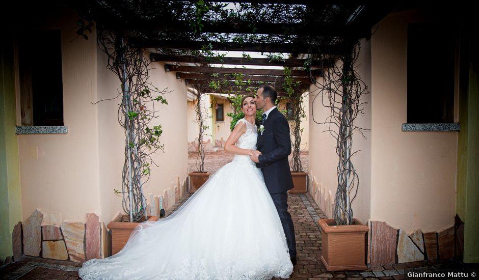 Il matrimonio di Antonio e Manuela a San Teodoro, Sassari