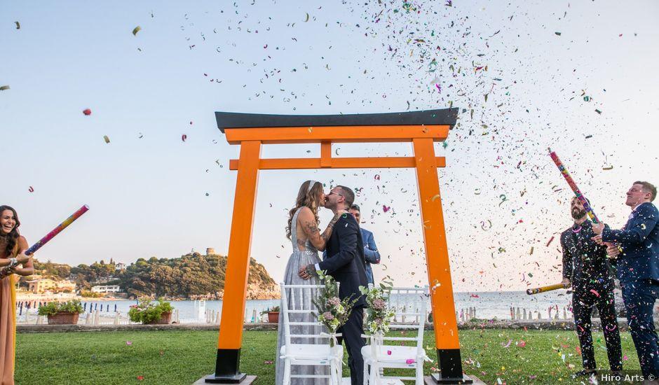 Il matrimonio di Paolo e Claudia a Gaeta, Latina