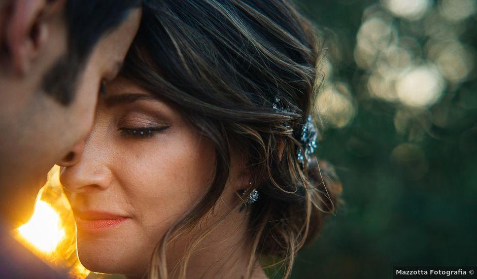 Il matrimonio di Francesca e Paolo a Carmiano, Lecce