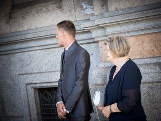 Le nozze di Chiara e Agostino 1