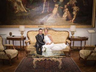 Le nozze di Chiara e Agostino