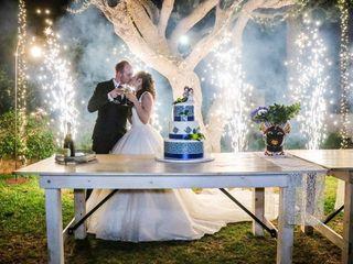 Le nozze di Arianna e Nico