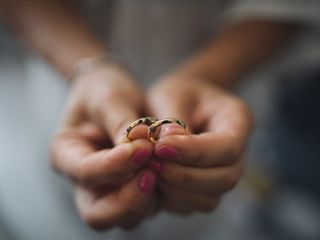 Le nozze di Oana e Momo 1