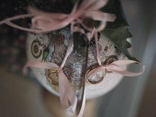 Le nozze di Oana e Momo 3