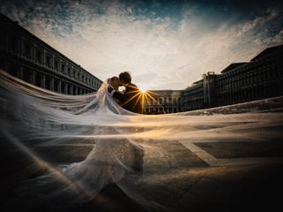 Le nozze di Alberto e Noemi 1