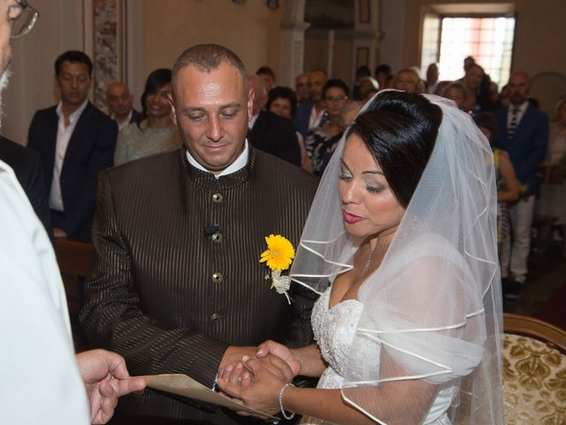 Il matrimonio di Andrea e Leila a Oleggio, Novara 16