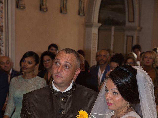 Il matrimonio di Andrea e Leila a Oleggio, Novara 17